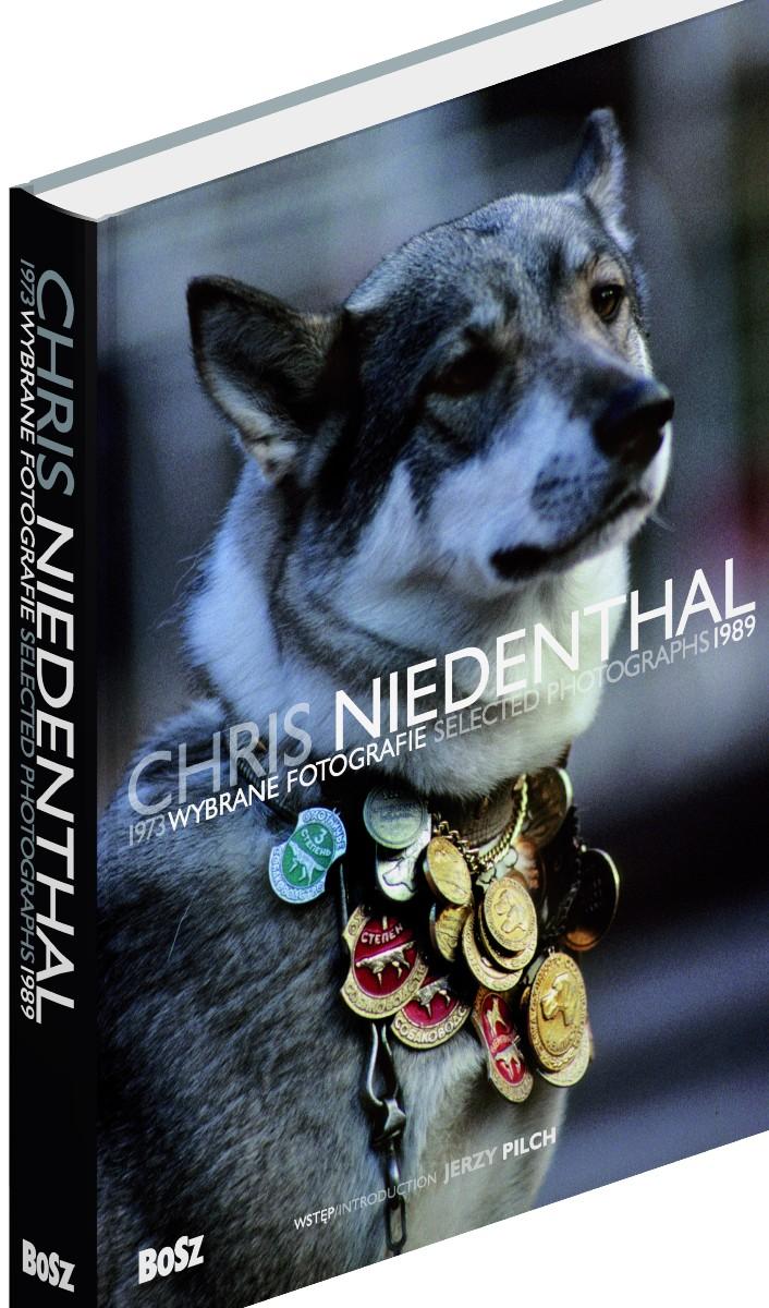 """""""Chris Niedenthal. Wybrane fotografie 1973–1989"""" – okładka (źródło: materiały prasowe)"""