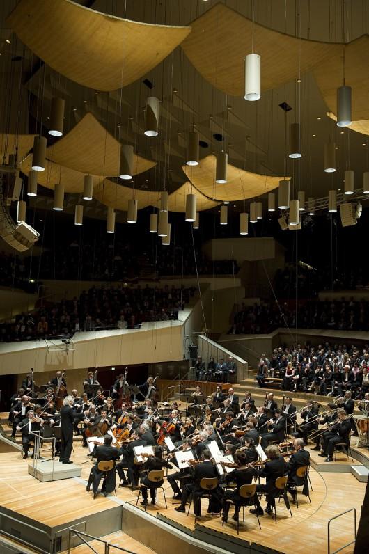 Filharmonicy Berlińscy, (źródło: materiały prasowe organizatora)