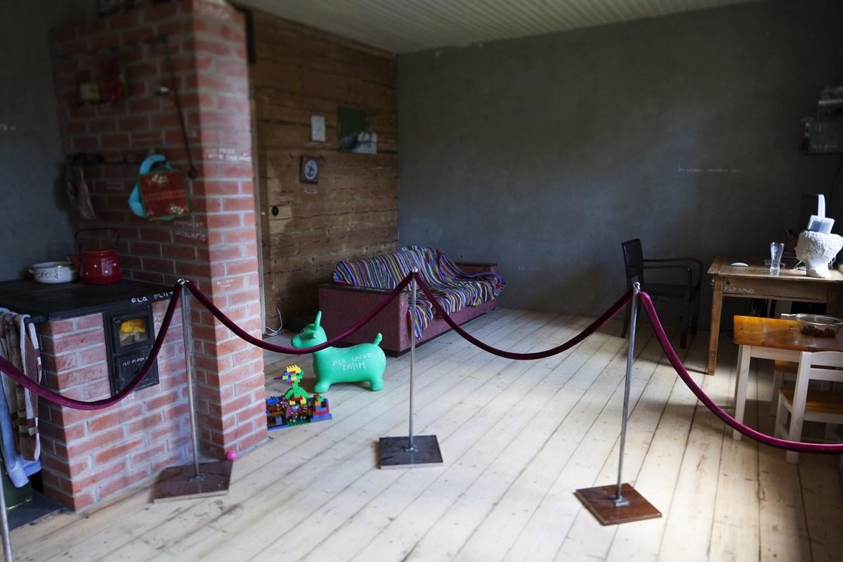 """Flo Kasearu,""""Dom-Muzeum Flo Kasearu"""", 2012, dzięki uprzejmości artystki (źródło: materiały prasowe organizatora)"""