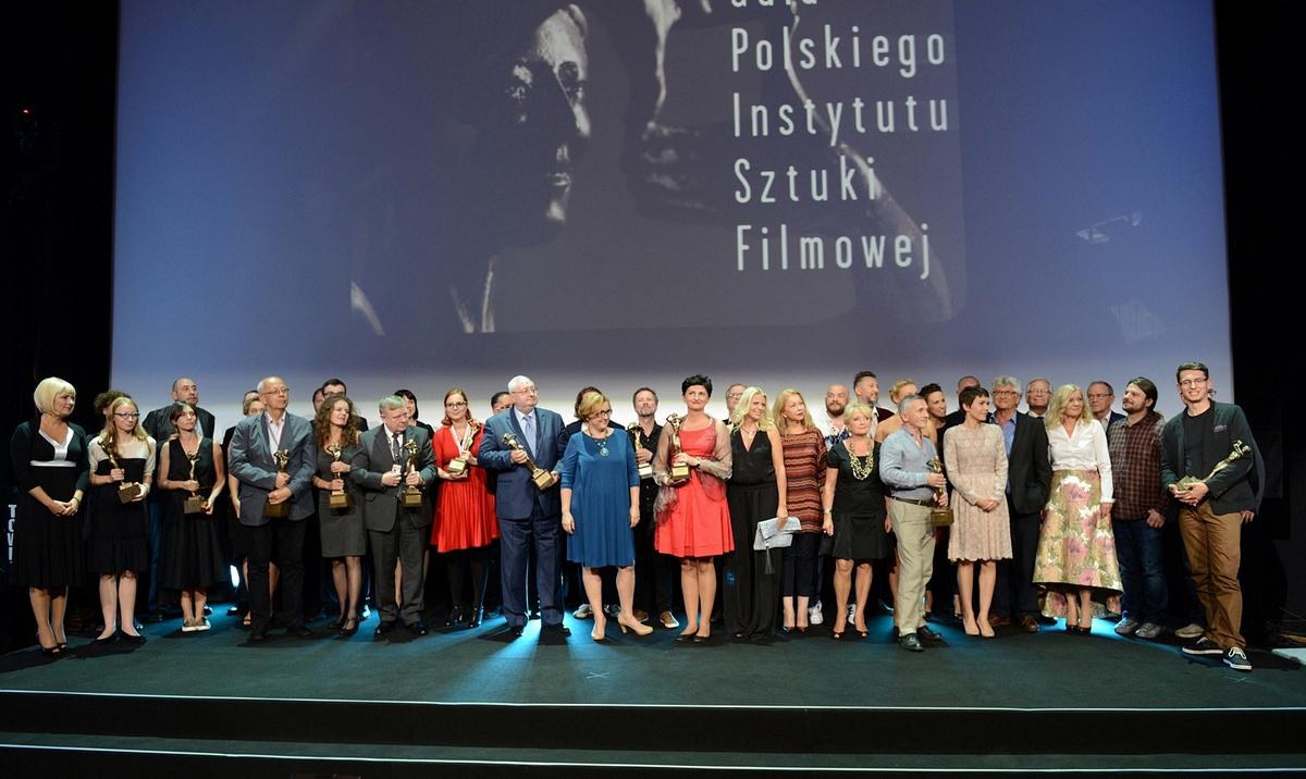 Laureaci 7. edycji Nagród PISF, fot. Marcin Kułakowski/PISF (źródło: materiały prasowe PISF)