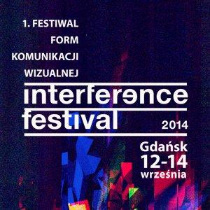 Interference Festival, plakat (źródło: materiały prasowe)