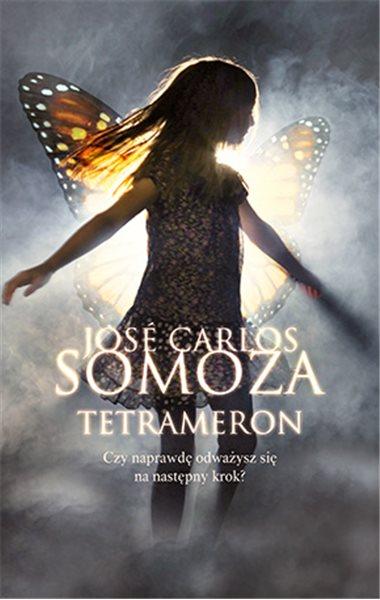 """José Carlos Somoza """"Tetrameron"""" – okładka (źródło: materiały prasowe)"""