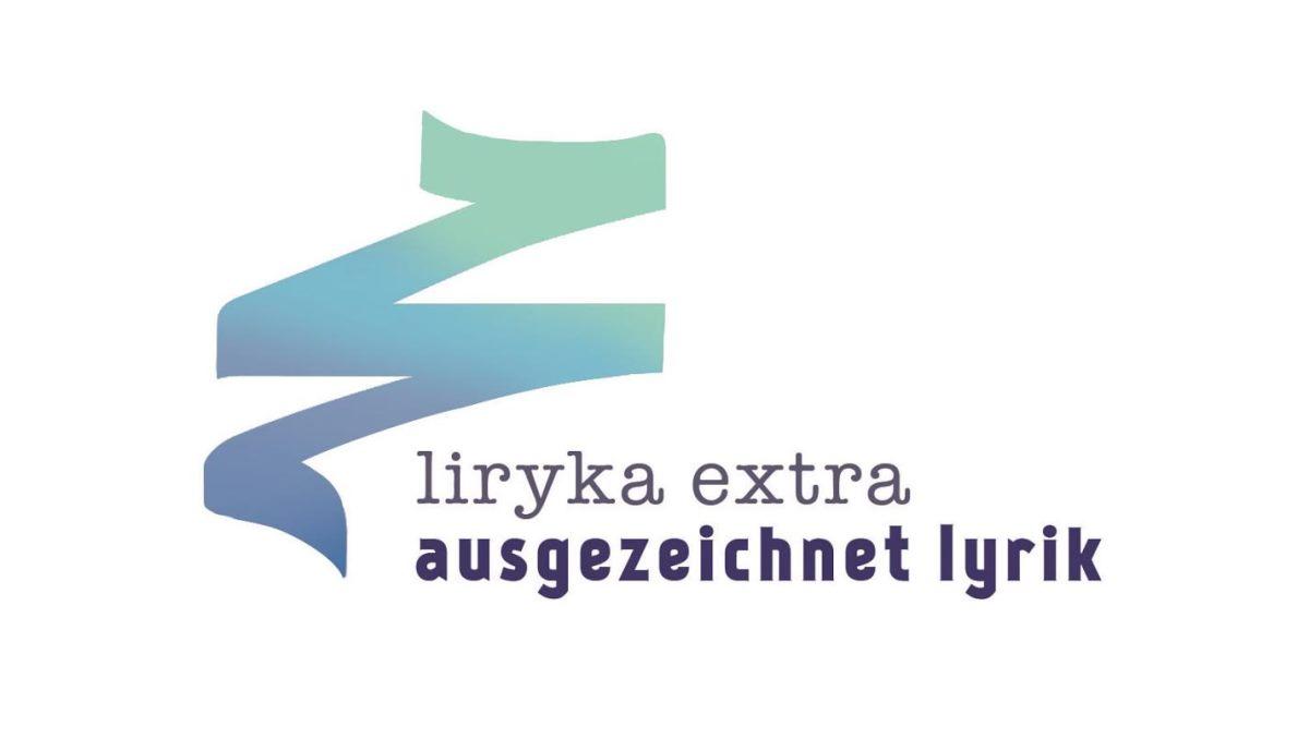 """""""Liryka extra / ausgezeichnet liryk"""" – logo (źródło: materiały prasowe)"""