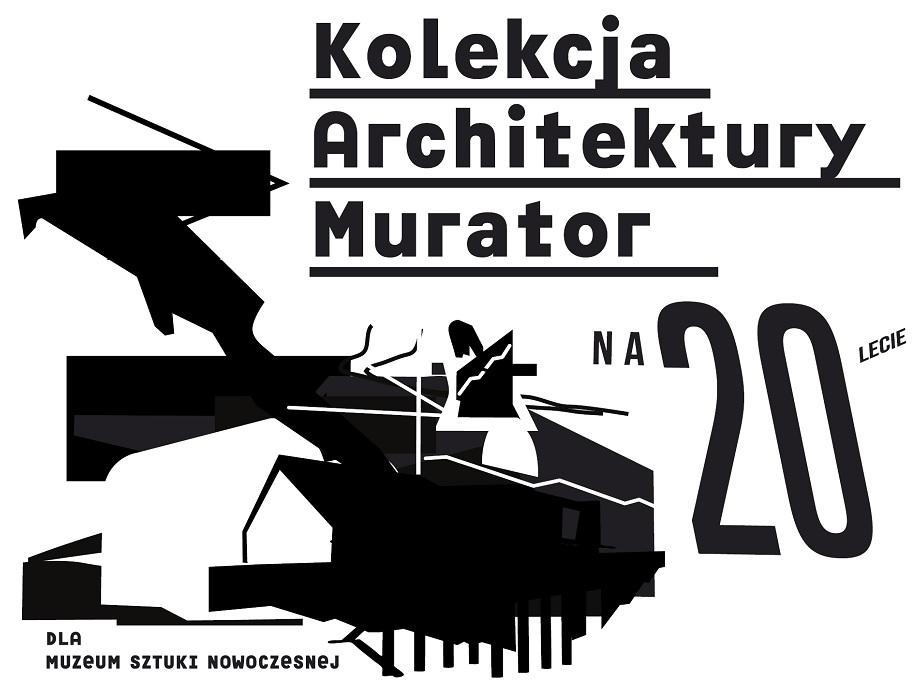 """Logo Kolekcji """"Architektury-murator"""", (źródło: materiały prasowe organizatora)"""