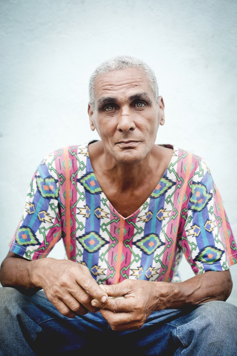 """Jedno ze zdjęć Marty Kowalskiej prezentowane w ramach wystawy """"Color Cubano"""", (źródło: materiały prasowe organizatora)"""
