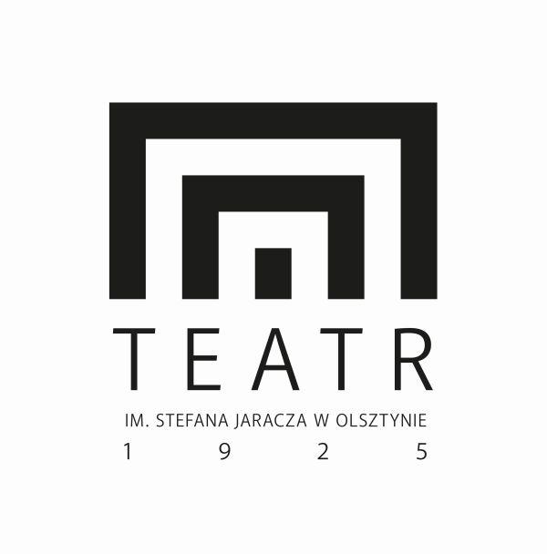 Teatr im. Stefana Jaracza w Olsztynie, logo (źródło: materiały prasowe)