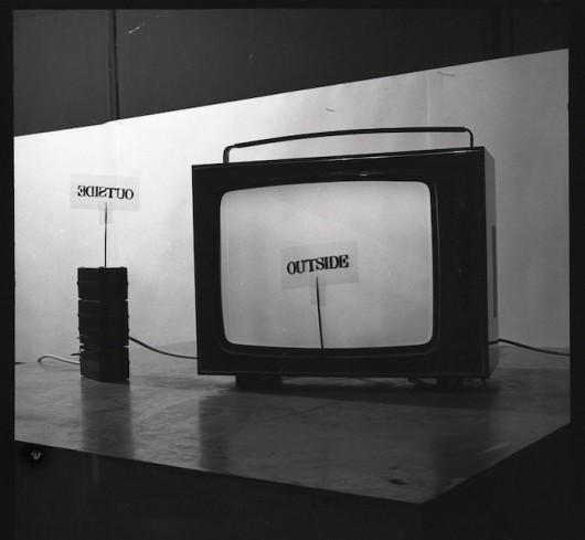 """Wojciech Bruszewski, Mateusz Sadowski, """"Across realities"""" (źródło: materiały prasowe organizatora)"""