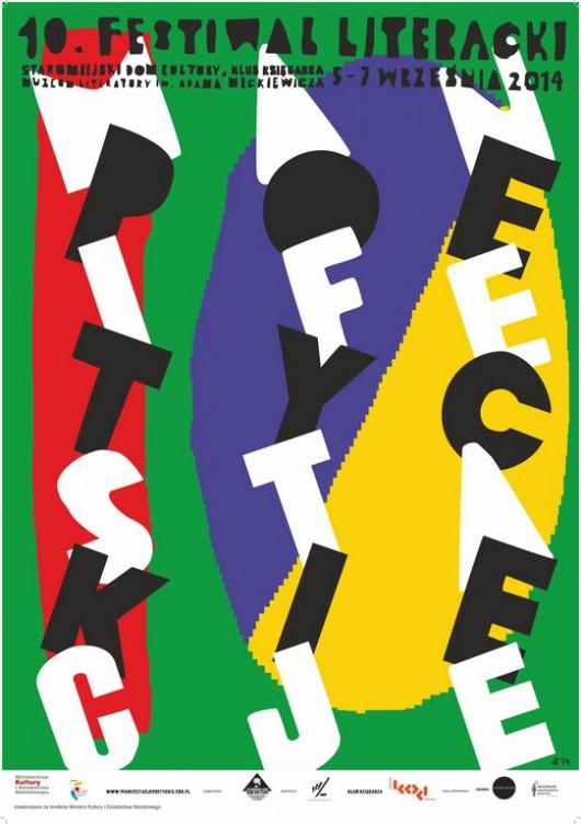 X Festiwal Literacki Manifestacje Poetyckie 2014 (źródło: materiały prasowe)