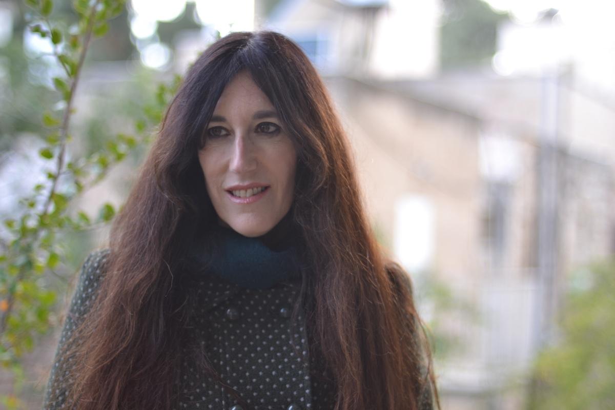 Zeruya Shalev, fot. Naomi Tokatly (źródło: materiały prasowe)
