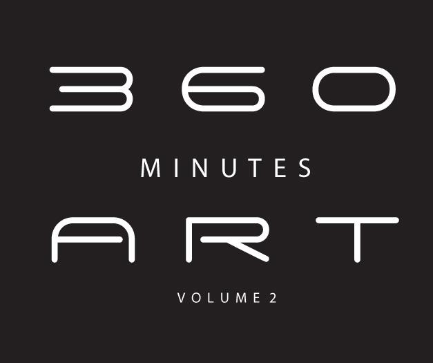 360 Minutes Art, logo (źródło: materiały prasowe organiatora)