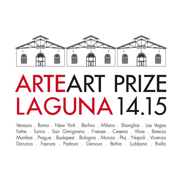 9. Międzynarodowa Nagroda Arte Laguna, logo (źródło: materiały prasowe organizatora)