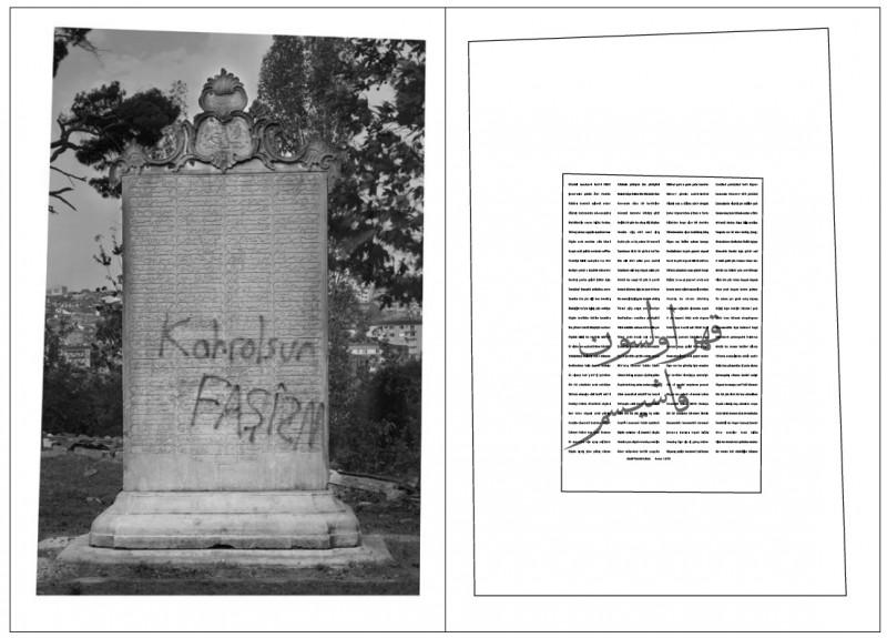 "Ali Taptik, ""Trans-Kript"", 2012 (źródło: materiały prasowe organizatora)"