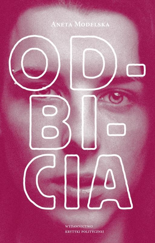 """Aneta Modelska – """"Odbicia"""", okładka (źródło: materiały prasowe)"""