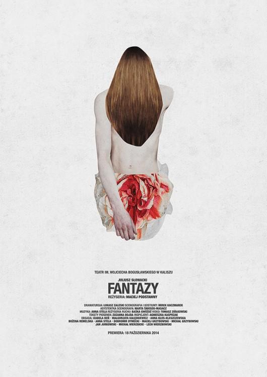"""""""Fantazy"""", plakat (źródło: materiały prasowe organizatora)"""