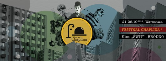 2. Rodzinny Festiwal Chaplina, logotyp (źródło: materiały prasowe organizatora)