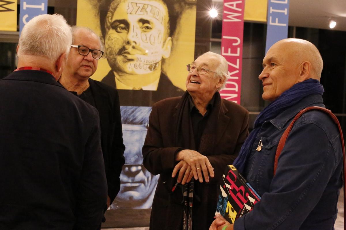 Filmy Andrzeja Wajdy w światowym plakacie filmowym – wystawa (źródło: materiały prasowe)