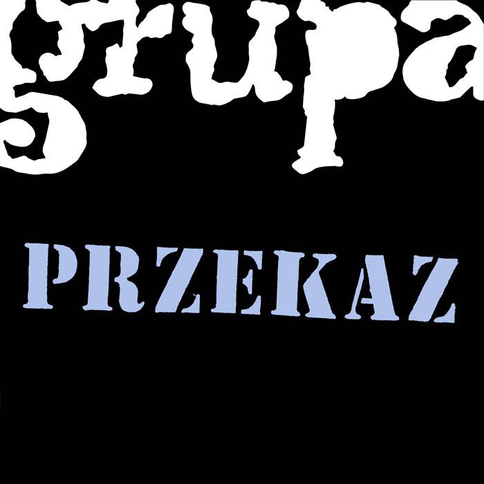 Grupa Przekaz, logo wystawy, Centralne Muzeum Włókiennictwa w Łodzi (źródło: materiały prasowe organizatora)