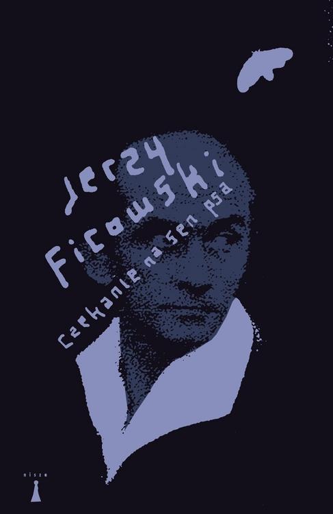 """Jerzy Ficowski – """"Czekanie na sen psa"""", okładka (źródło: materiały prasowe wydawcy)"""