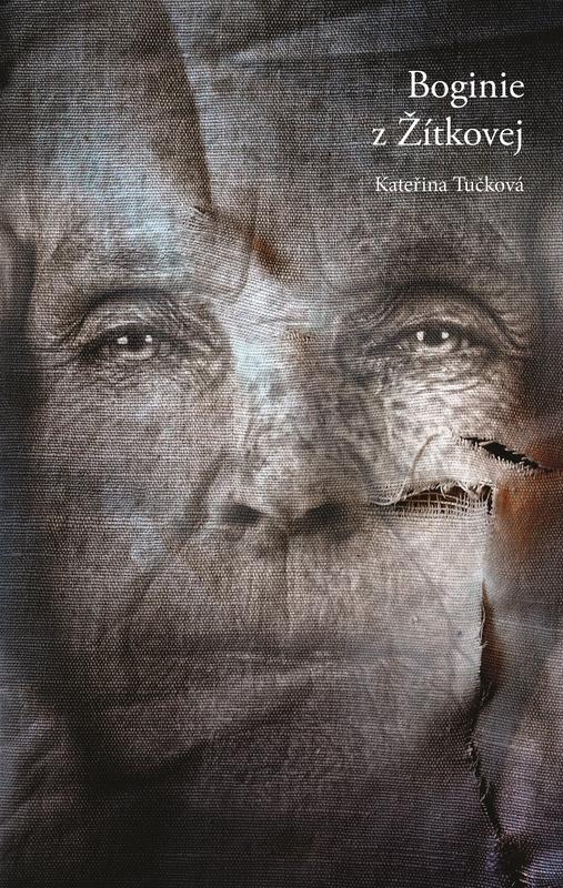 """Kateřina Tučková – """"Boginie z Žítkovej"""", okładka (źródło: materiały prasowe)"""
