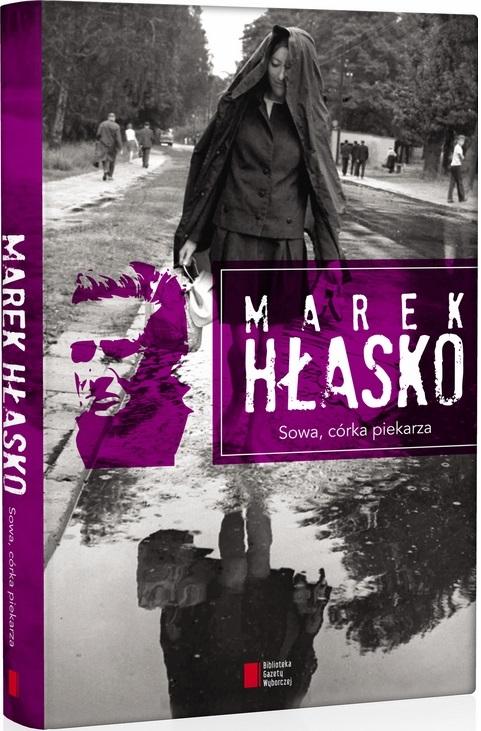 """Marek Hłasko – """"Sowa, córka piekarza"""", okładka (źródło: materiały prasowe)"""