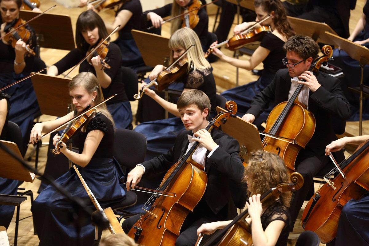 Orkiestra Akademii Beethovenowskiej, (źródło: materiały prasowe organizatora)