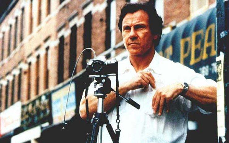 """Kadr z filmu Paula Austera """"Dym"""", (źródło: materiały prasowe organizatora)"""
