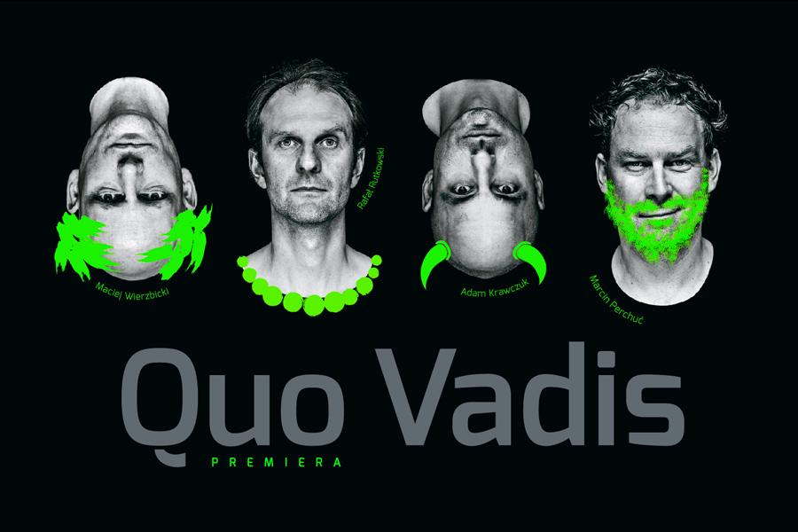 Spektakl Quo Vadis (źródło: materiały prasowe organizatora)