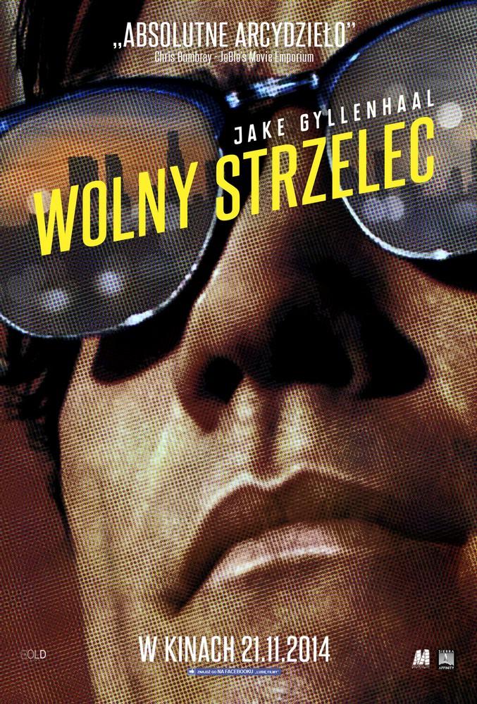 """""""Wony strzelec"""", reż. Dan Gilroy (źródło: materiały prasowe dystrybutora)"""