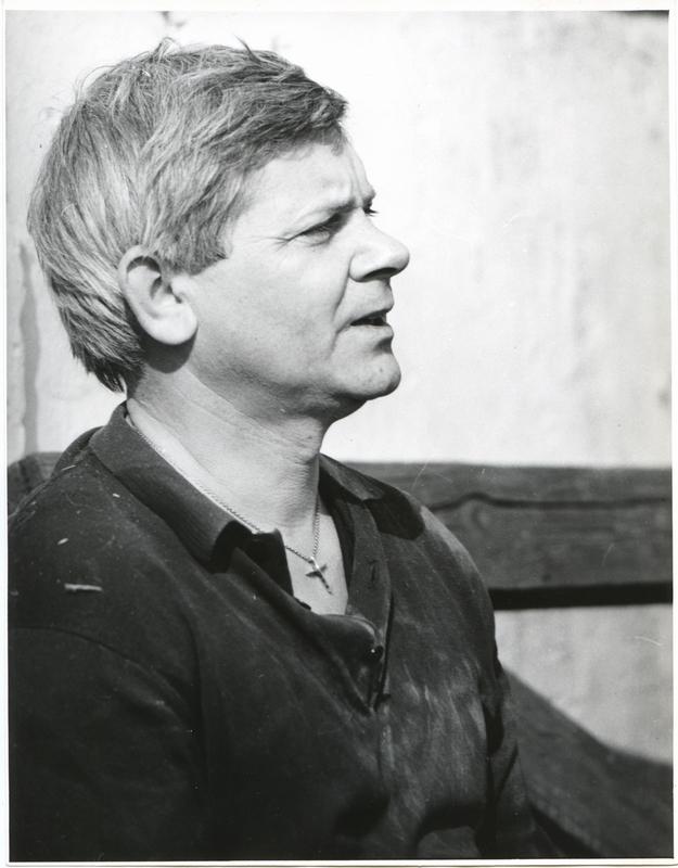 Zbigniew Herbert, fot. Michał Kapitaniak (źródło:materiały prasowe)