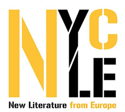Festiwal New Literature from Europe – logo (źródło: materiały prasowe)