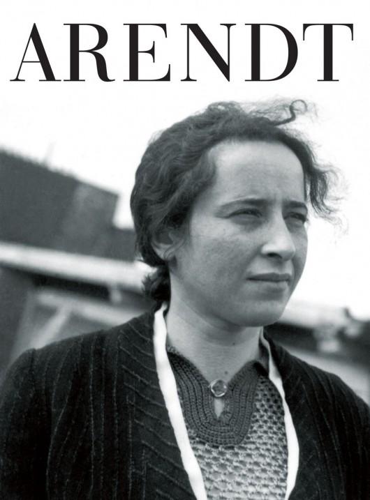"""Hannah Arendt """"Ludzie w mrocznych czasach"""", słowo/obraz terytoria – okładka (źródło: materiały prasowe)"""
