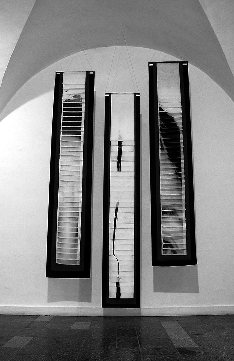 "Janina Rudnicka, ""Zapis VI"", 2000 (źródło: materiały prasowe organizatora)"