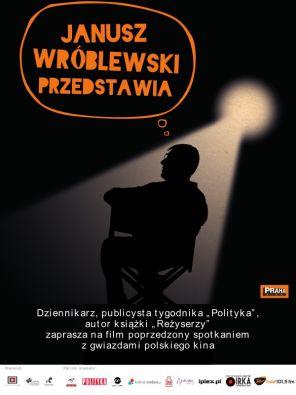 Janusz Wróblewski przedstawia (źródło: materiały prasowe organizatora)