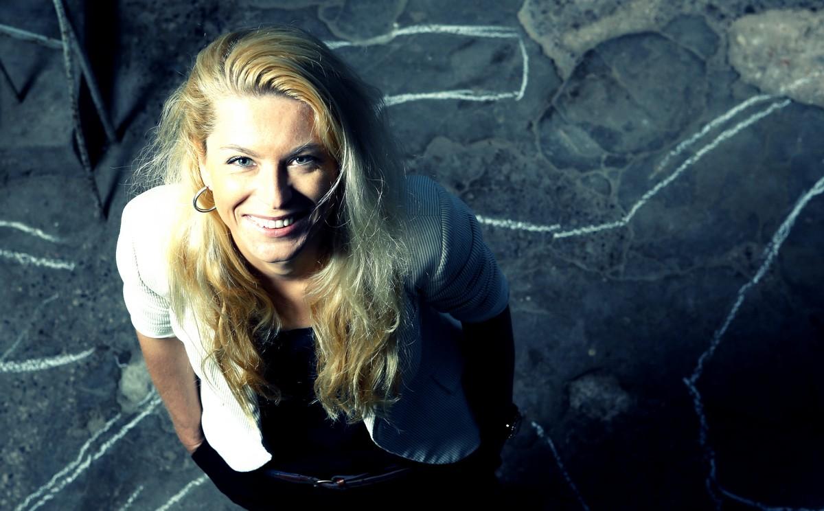 Katarzyna Bonda, fot. L. Zych (źródło: materiały prasowe organizatora)