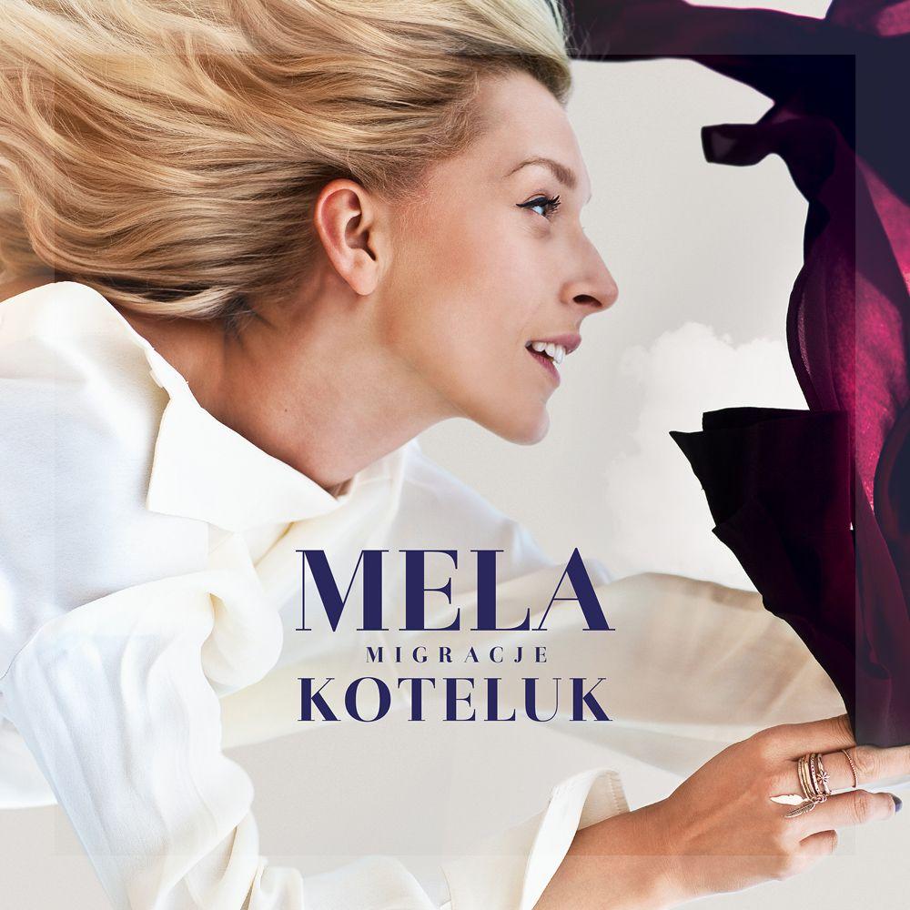 """Mela Koteluk, """"Migracje"""" – okładka (źródło: materiały prasowe)"""