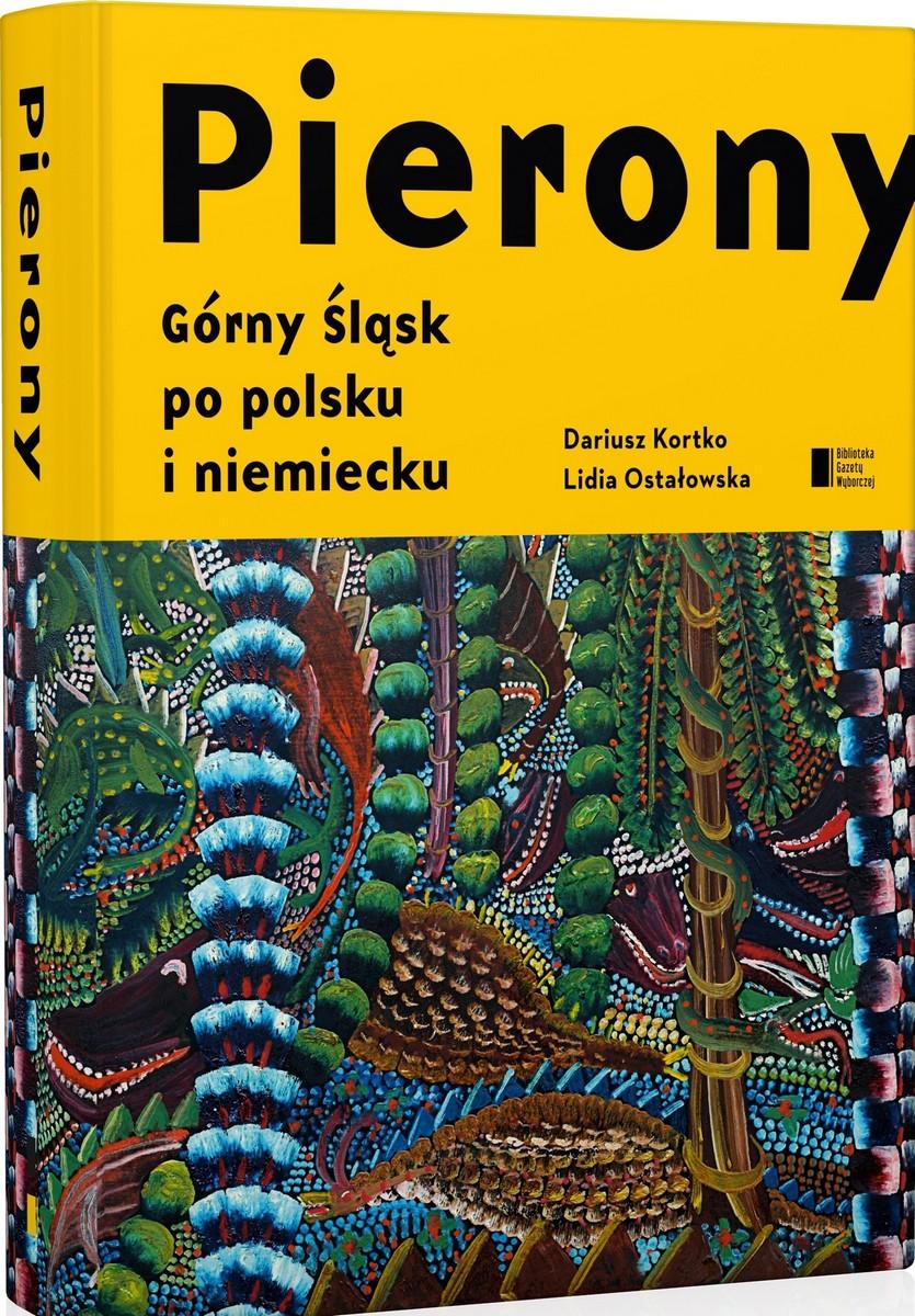 """""""Pierony. Górny Śląsk po polsku i niemiecku"""" – okładka (źródło: materiały prasowe)"""