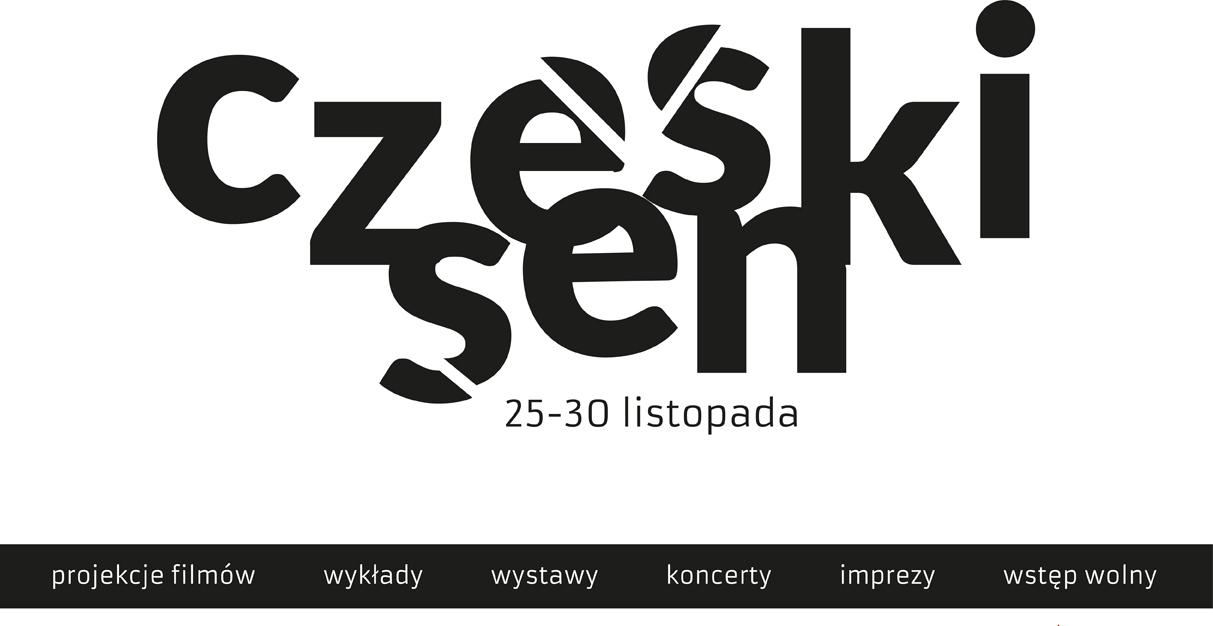 """Plakat """"Czeskiego Snu"""" (źródło: materiały prasowe organizatora)"""