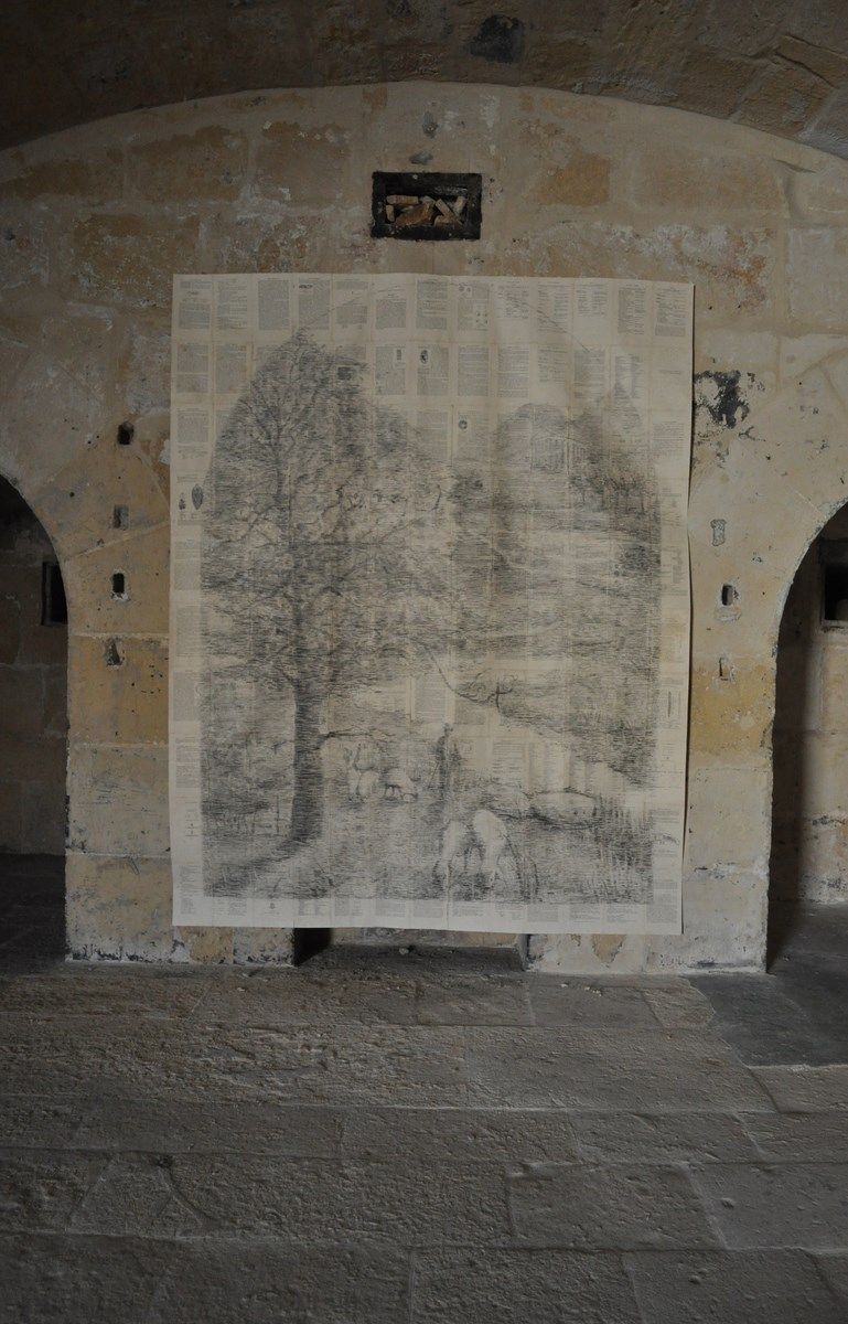 "Raphael Vella, ""Arcadia"" (źródło: materiały prasowe organizatora)"