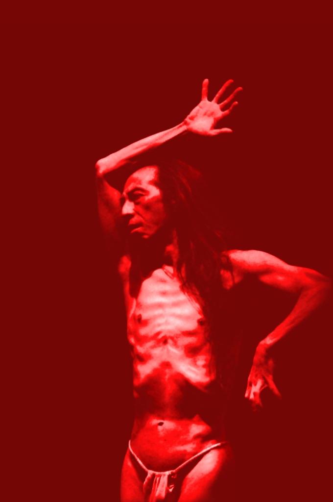 """""""Ziarno emocji"""" Atsushi Takenouchi """"Ziarno emocji"""" fot.Agata Wawryszczuk (źródło: materiały prasowe organizatora)"""