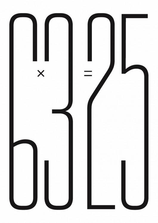 """""""6 x 3 = 25"""", Galeria Piekary w Poznaniu, plakat (źródło: materiały prasowe organizatora)"""