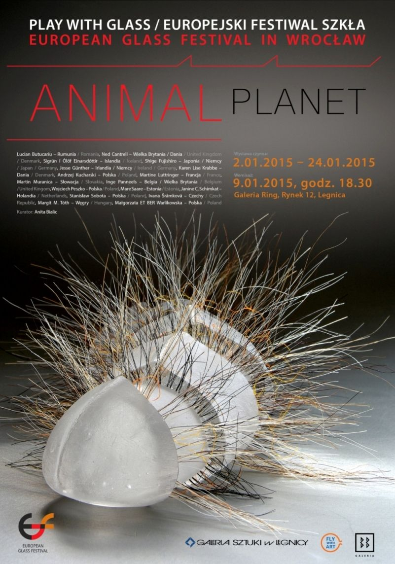 """""""Animal Planet"""", plakat (źródło: materiały prasowe)"""