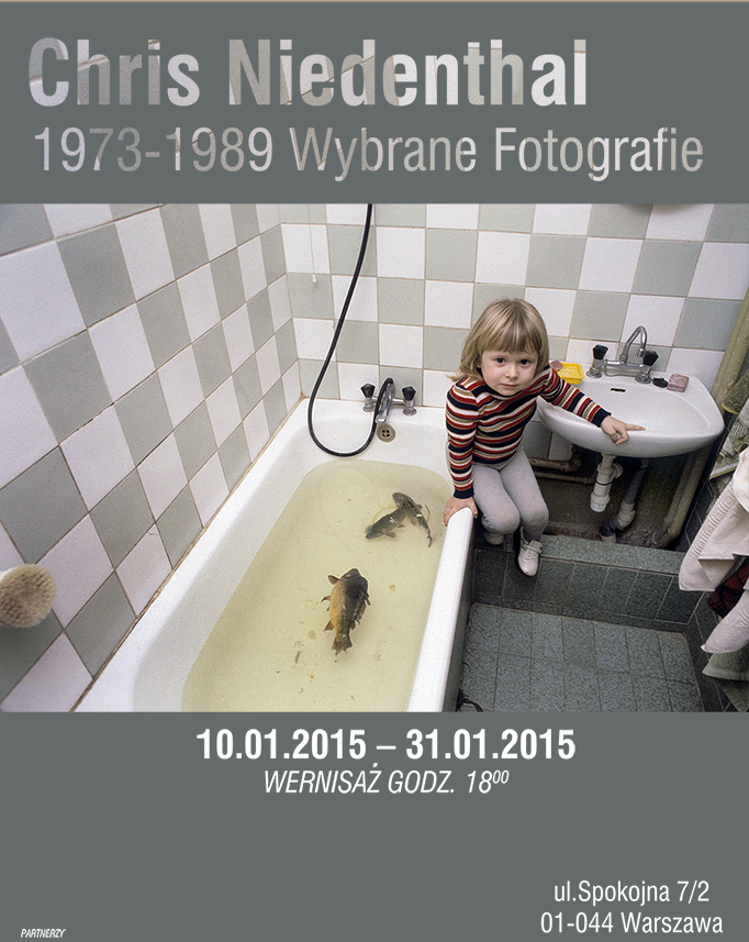 """Chris Niedenthal, """"1973–1989. Wybrane Fotografie"""" (źródło: materiały prasowe)"""