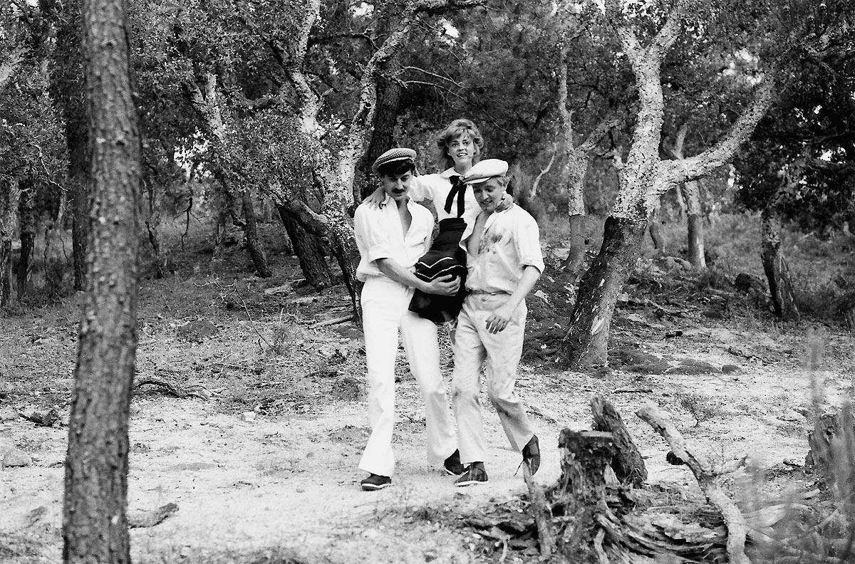 """""""Jules i Jim"""" reż. François Truffaut (źródło: materiały prasowe dystrybutora)"""