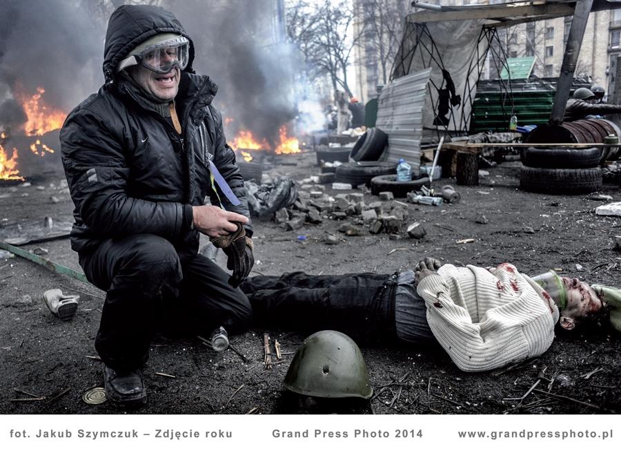 Fot. Jakub Szymczuk, Zdjęcie Roku, Grand Press Photo 2014 (źródło: materiały prasowe organizatora)