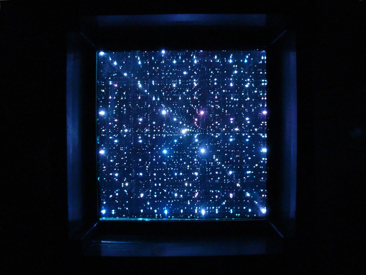 """Leszek Lewandowski, """"Hommage Hawking"""", 2012 (źródło: materiały prasowe organizatora)"""