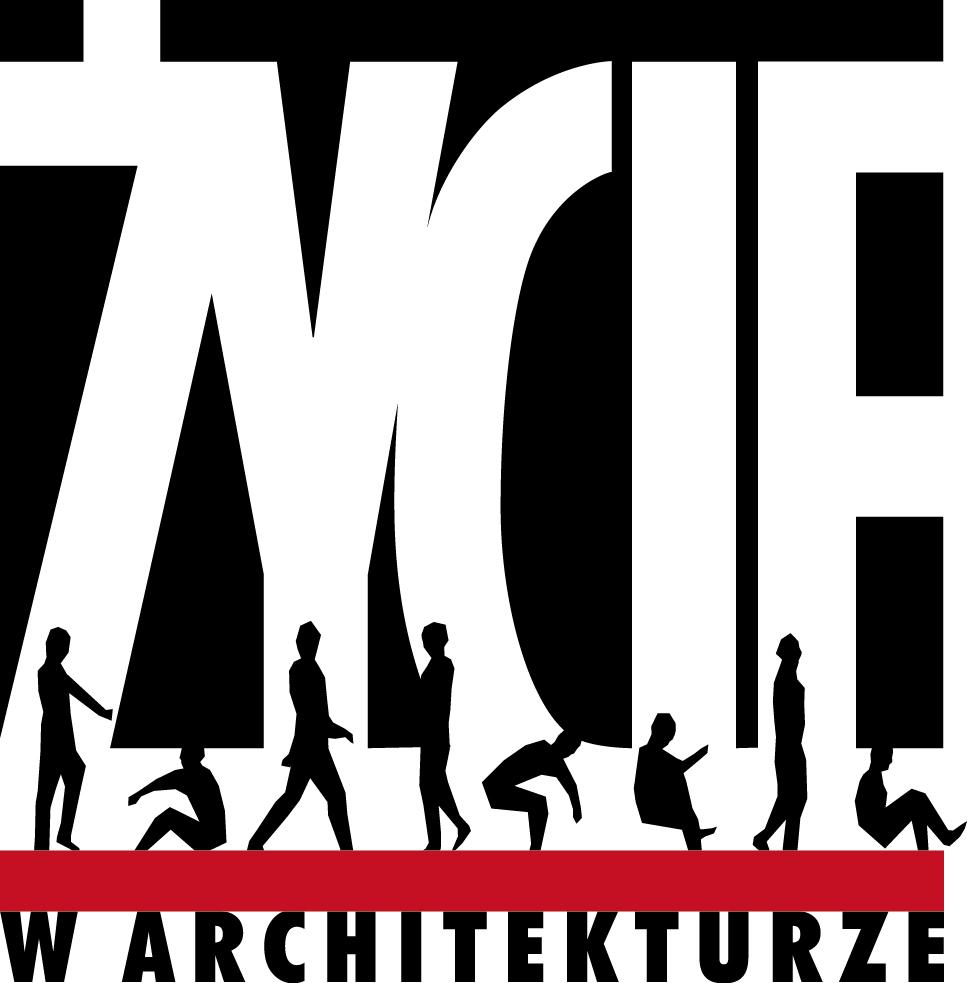 """Logo """"Życie architektury"""" (źródło: materiały prasowe organizatora)"""