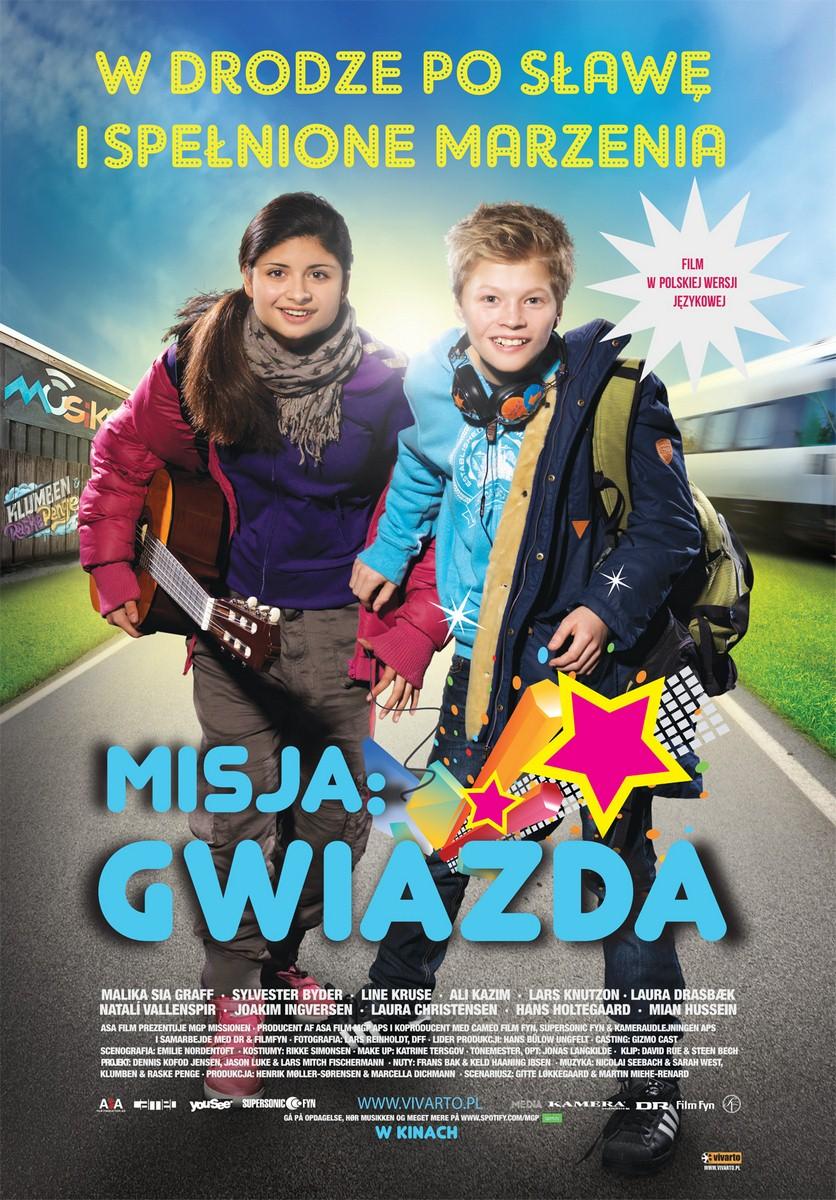 """""""Misja: Gwiazda"""" reż. Marin Miehe-Renard – plakat (źródło: materiały prasowe dystrybutora)"""