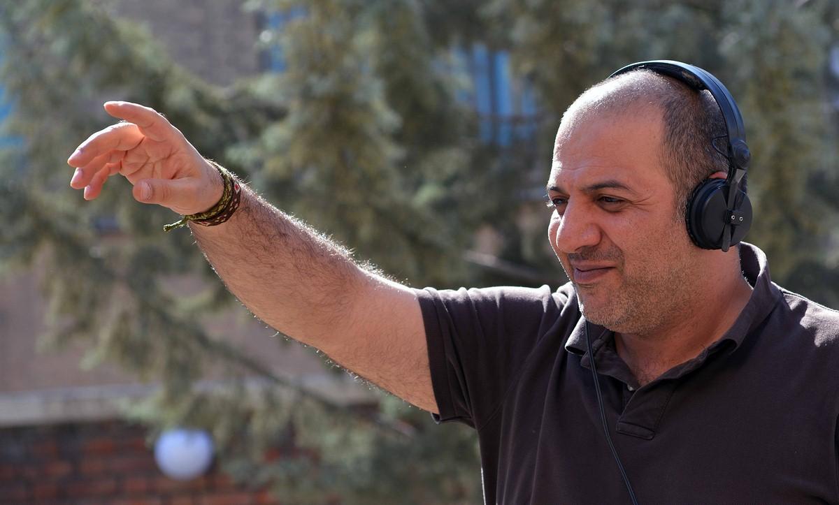 Reżyser Behnam Behzadi (źródło: materiały prasowe dystrybutora)