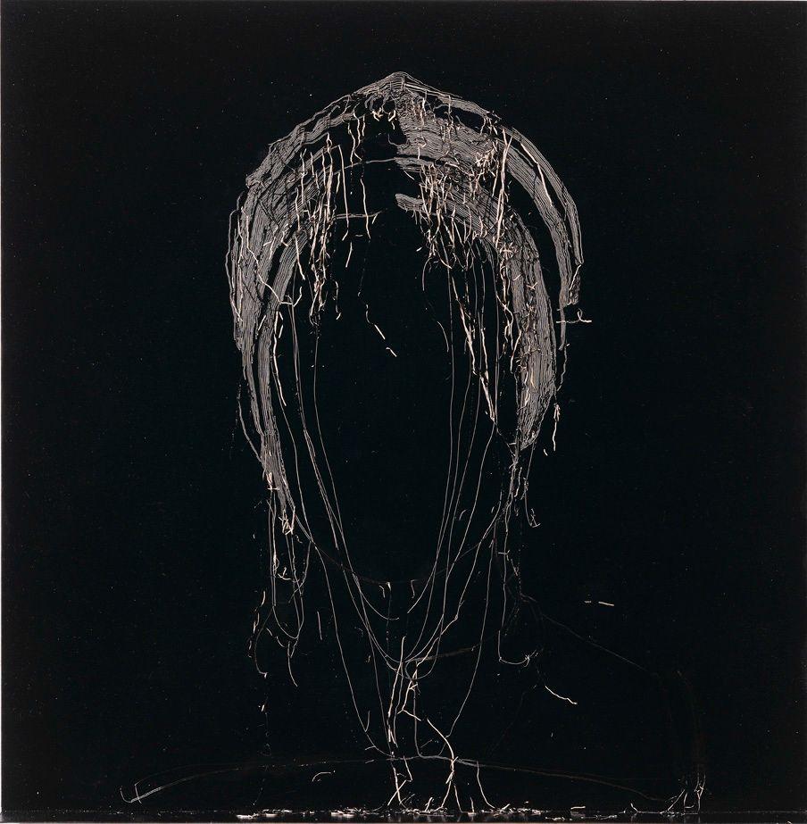 """Nicola Samori, """"Bez tytułu"""", 2014, olej na desce (źródło: materiały prasowe organizatora)"""
