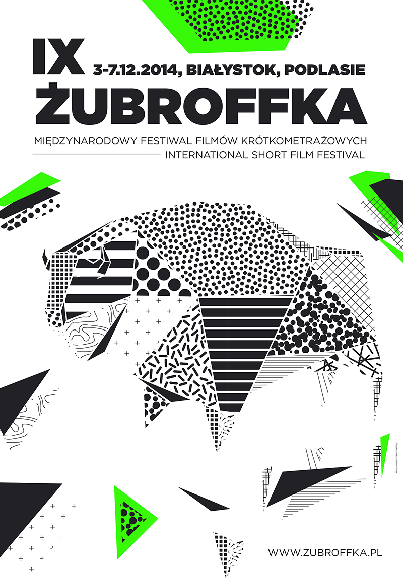 Międzynarodowy Festiwal Filmów Krótkometrażowych ŻUBROFFKA w Białymstoku (źródło: materiały prasowe organizatora)